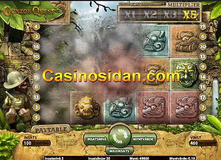 Casino hjulet spel 10