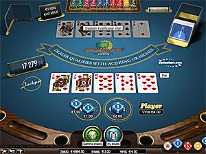 Gratis Caribbean Stud Poker - Spela vårt gratisspel online