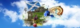Vinn resa till Skottland
