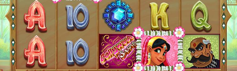 Bollywood Story Slot - Spela det här Netent spelet gratis