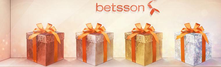 Cashpriser hos Betsson
