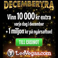 Leo Vegas Miljon!