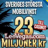 Leo Vegas Vinnare